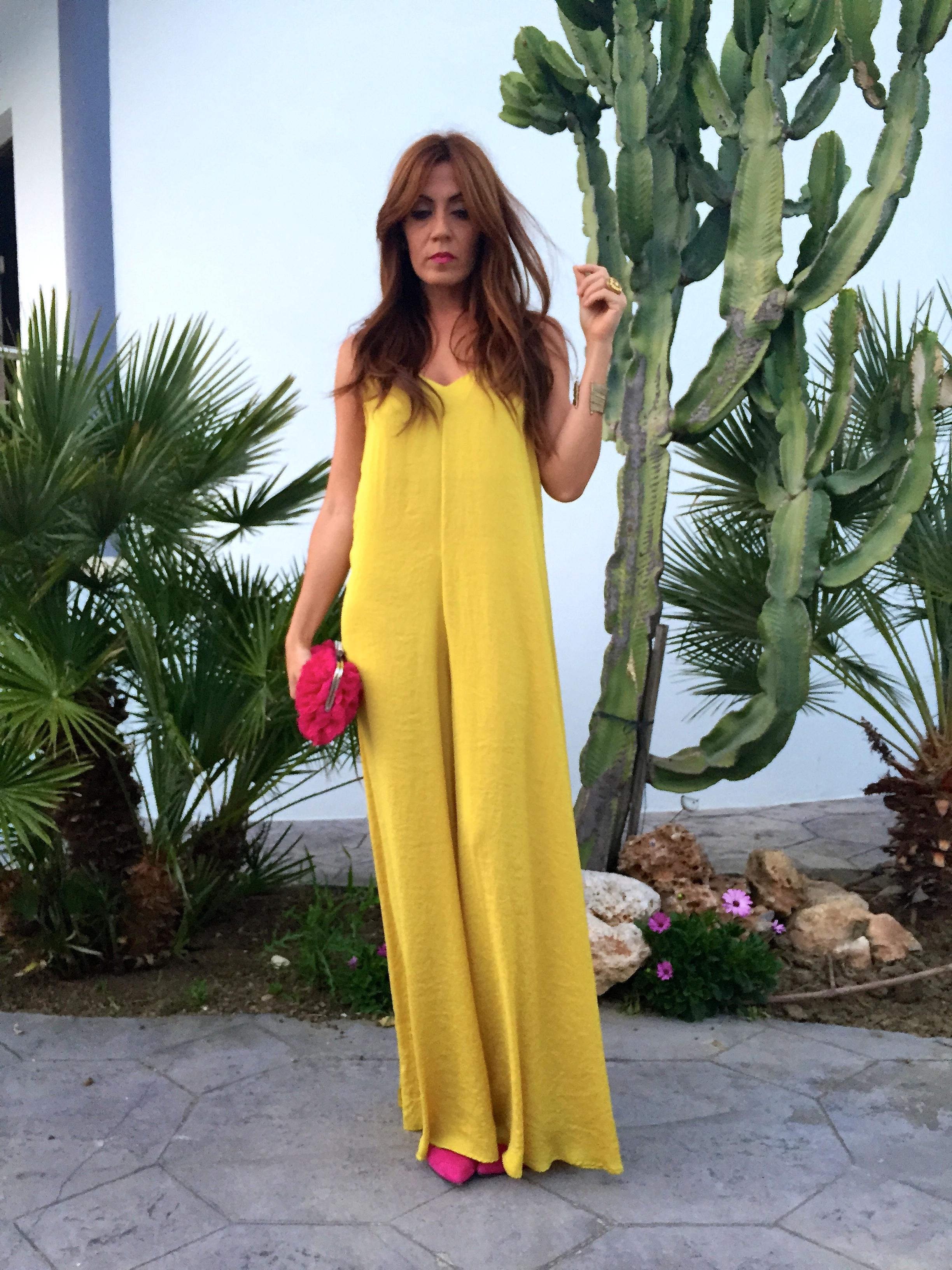 clientes primero 2019 original diseño popular Pantalon Palazzo | Jessica Sánchez | Personal Shopper