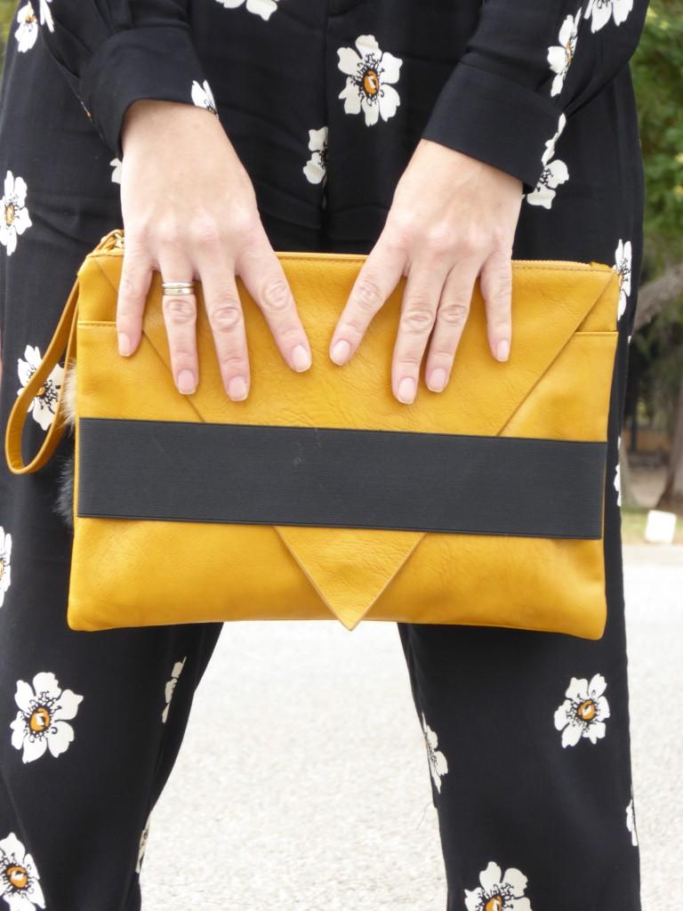 complementos amarillos, blog de moda
