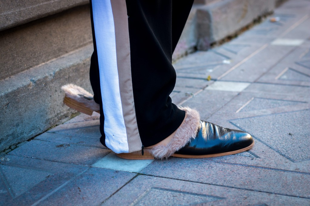 tendencias, zapatos con pelos, asesora deimagen, blog demoda,