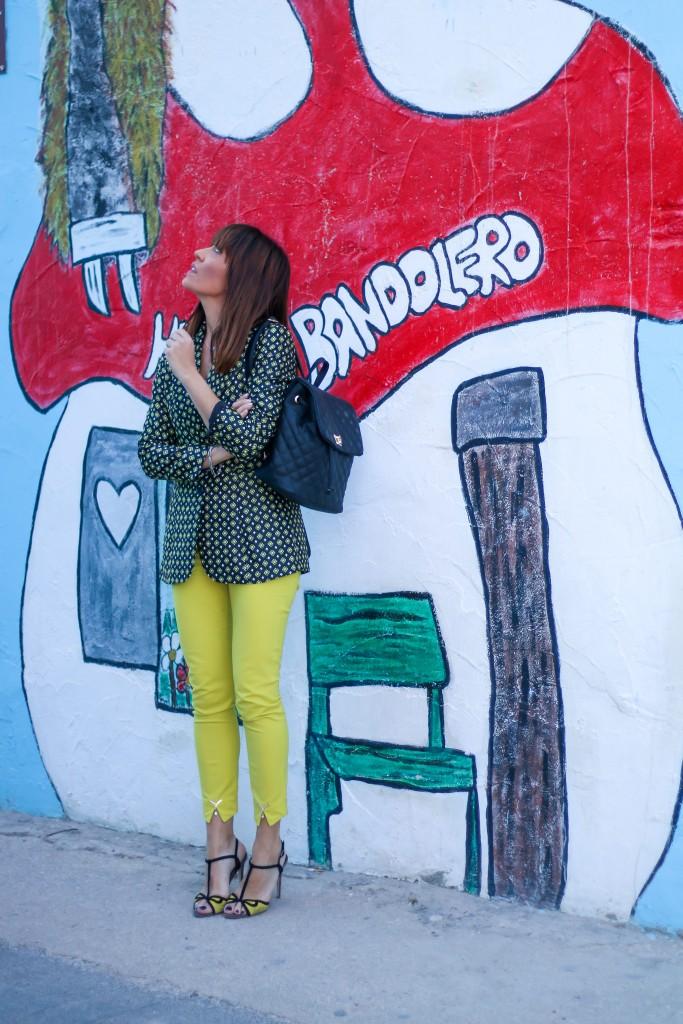 pueblo pituso, Juzcar, asesora de imagen, blog de moda,