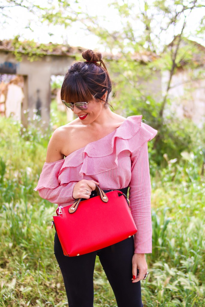 volantes, jessica sanchez, blog de moda, asesora de imagen,