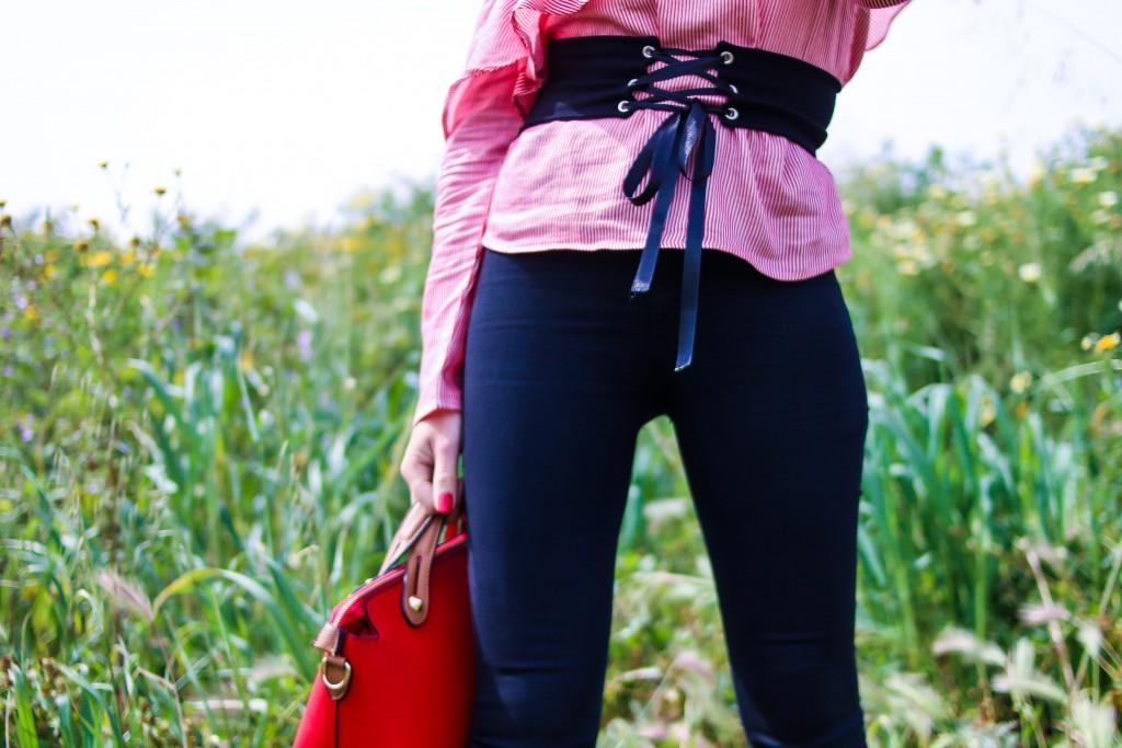 jessica sanchez, asesora de imagen, corsé, tendencias, blog de moda,