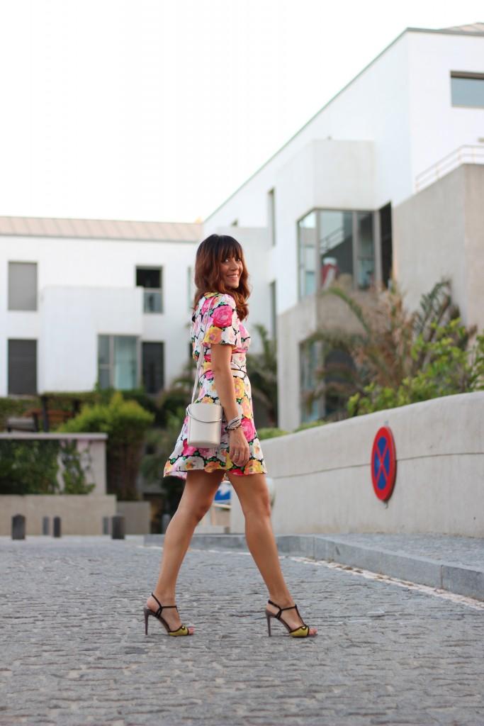 sotogrande, jessica sanchez, vestido estampado, asesora de imagen, blog de moda,