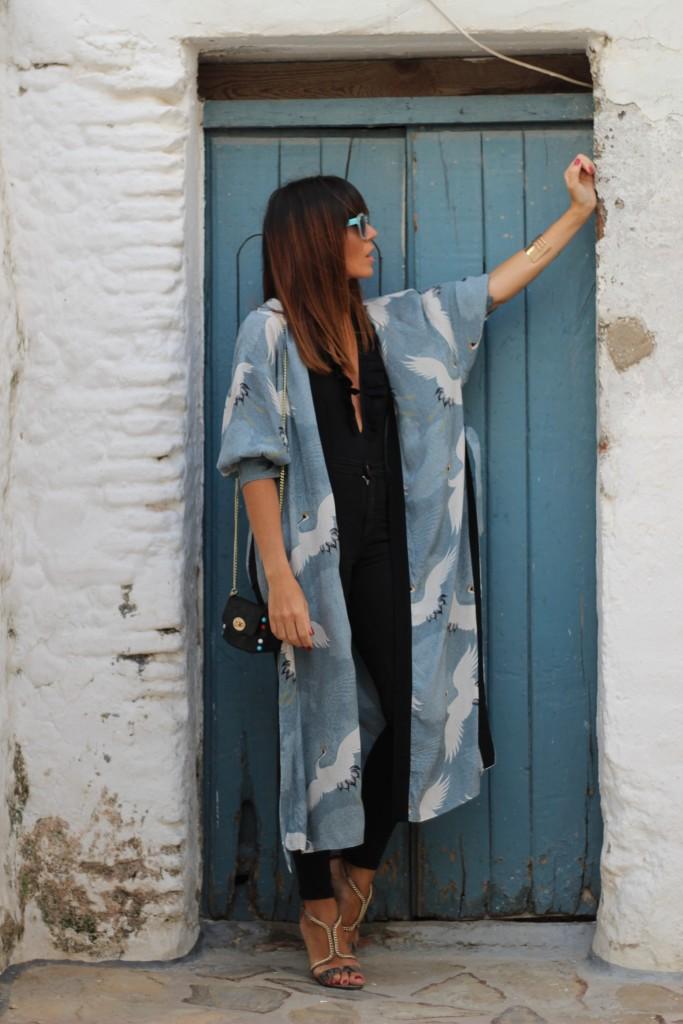 asesora de imagen, sacarse partido, jessica sanchez, kimono, look con kimono,
