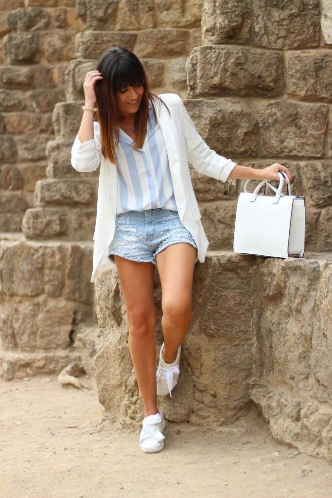 tendencias, moda, asesora de imagen, personal shopper, blazer, shorts,